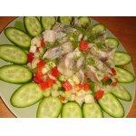 Салат Зеленый подсолнух