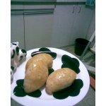 Мини-пирожки с капустой