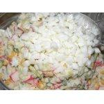 Мамин крабовый салат