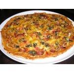 Пицца Три сосиски и компания