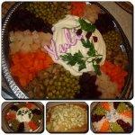 Салат Цветик-семицветик