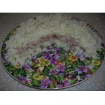 Салат из селедки