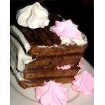 Шоколадный торт Заколдованное сердце Великана...
