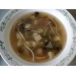 Суп грибной по-болгарски