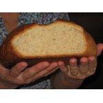 Овсяный хлеб на молоке