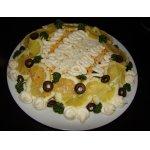 """Салат """"Солнечный"""" – кулинарный рецепт"""
