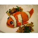 Салат  Рыба клоун или Мой любимый Немо