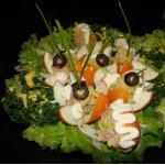 """Закусочный салат """"К празднику"""""""