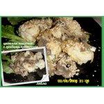 Цветная капуста с грибами, кунжутом