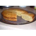 Пирог лимонный для ленивых