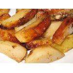 Картофель, запеченный в соусе