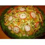 Салат «Витаминное изобилие»