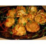 Пельмени с капустой и грибами – кулинарный рецепт