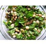 Постный зелeный салатик