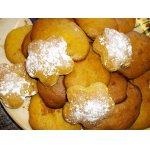 Мягкое печенье из тыквы