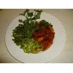 Постное блюдо Gribo4 ki