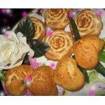 Кокосовые бисквиты Райское наслаждение