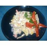 Салат из печени Экспромт