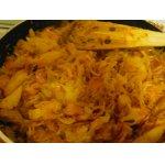 Капуста тушеная – кулинарный рецепт
