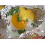 Картошка Глазунья