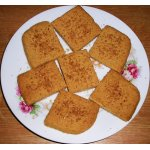 Индийское песочное печенье Элайче Гаджа