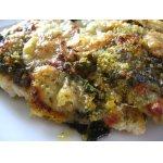 Запеченая рыба под соусом Провансаль
