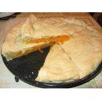 Пирог с изумительной тыквенной начинкой