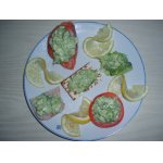 Авокадо-салат