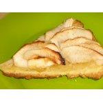 Яблочно-карамельный пирог