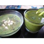 Суп-пюре и холодный суп 2 в 1