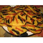 Творожно-морковное печенье Тигрeнок