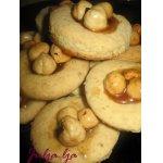 Медово-овсяное печенье Три орешка