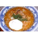 Фасолевый суп Шустрый