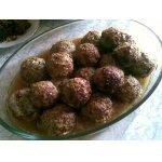 Фаршированные грибы и фаршированный картофель
