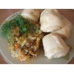 Тушеная рыба с капустой – кулинарный рецепт