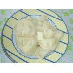 Вареники с картошкой едим большою ложкой