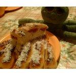 """Пирог с вишней """"Осьминожка"""""""