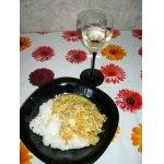 Рис с морскими гадами