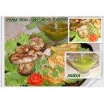 Рыба под острым соусом из кориандра/кинзы