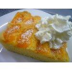 Фруктовый пирог на семи яйцах