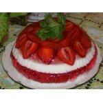 Желейный торт Загляденье