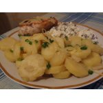 Картофель тушеный на гарнир