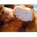 Куриные грудки в кокосовой панировке