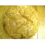 Пирог  с тушеной капустой и шампиньонами