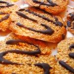 Постное овсяное печенье Экспромт