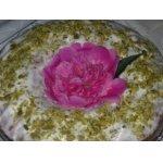 Свекольный кекс с тыквенными семечками