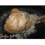 Курица в корично-молочном соусе