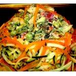"""Закуска """"Овощная слойка"""" – кулинарный рецепт"""