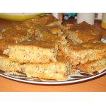 Абрикосово-ореховый пирог