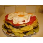 Овощной торт Овощной светофор